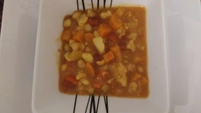 Curry Vegetale